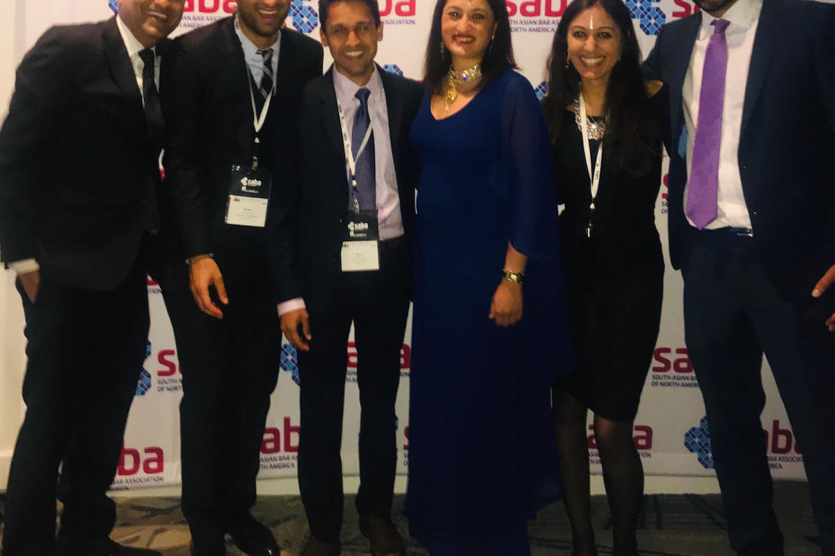 SABA-SC team at the SABA North America Conference