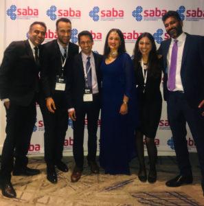 SABA-SC team at the SABA North America Conference