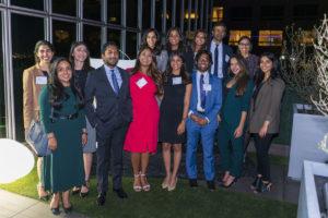 SABA-SC Board at their Annual Mentorship Reception, held October 22, 2019