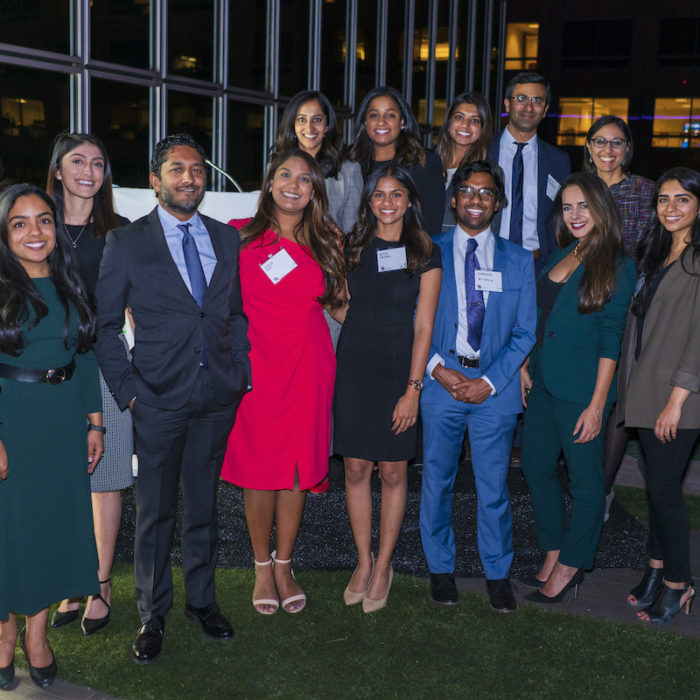SABA-SC Board at their Annual Mentorship Reception, held October 22, 2019