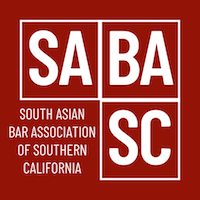 South Asian Bar Association of Southern California - SABA-SC logo