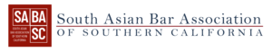 South Asian Bar Association of Southern California - SABA-SC logo