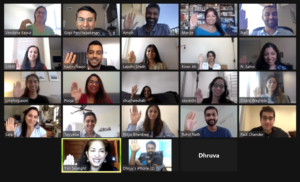 On May 2nd, SABA-SC virtually installed its Board of Directors for the 2020-2021 term. Judge Rupa Goswami swore in the new board. Welcome our new board members!