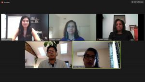 "On August, SABA-SC hosted a webinar on ""Promoting Allyship Between the South Asian and Black Communities in the Legal Profession."
