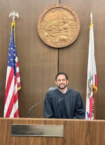 VIBHAV MITTAL SWORN IN AS FIRST JUDGE OF SOUTH ASIAN DESCENT ON ORANGE COUNTY SUPERIOR COURT